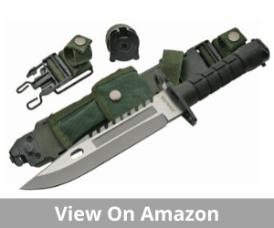 SZCO Supplies M-9 Bayonet-style Knife