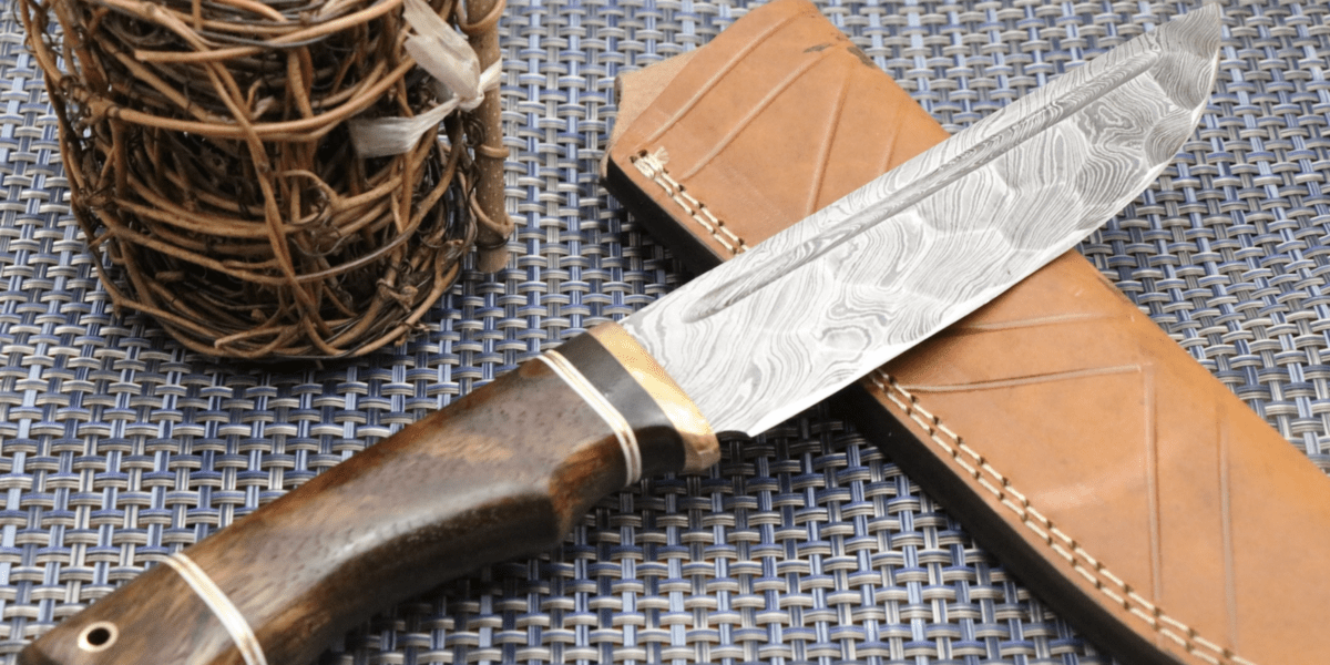 damascus steel knives